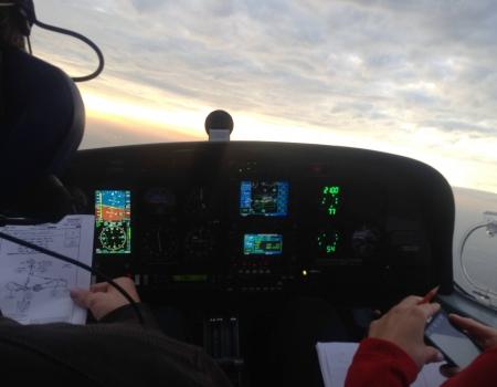 Katana DA20 Cockpit