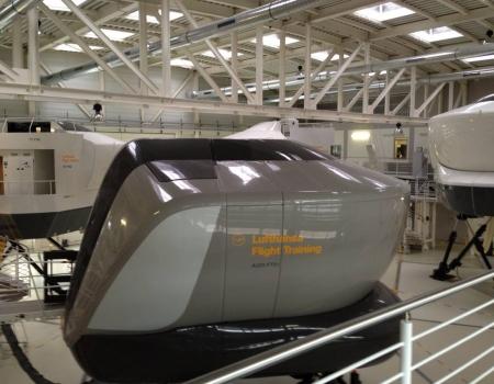 Lufthansa Flight Training Simulator Centre Berlin
