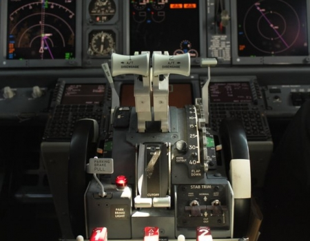 Boeing 737 Throttle